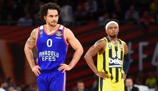 Larkin y Micic someten al mermado Fenerbahçe: ¡Efes, a la final!