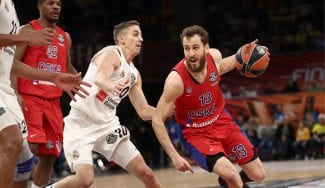 El CSKA remonta al Real Madrid con 'El Chacho' y De Colo como pareja letal