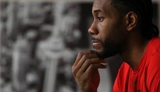 «Lo que está haciendo Kawhi lo eleva a la altura de LeBron y Durant»