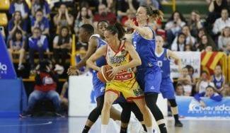 El Spar Citylift Girona se adelanta en la final de la Liga Día