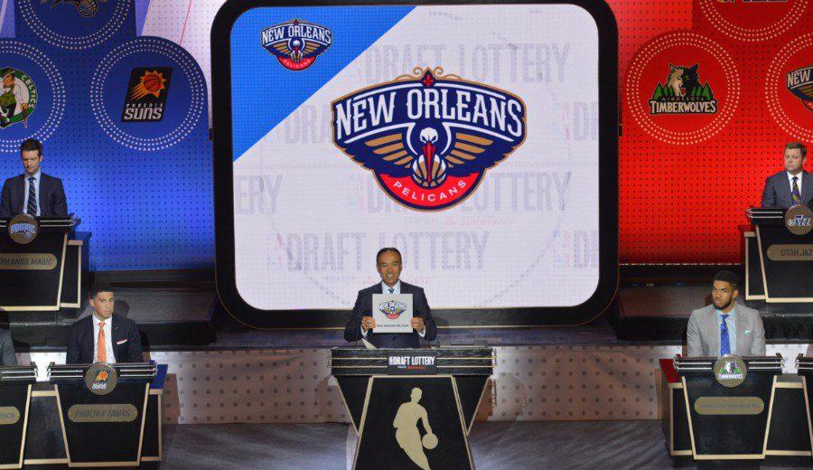 Los New Orleans Pelicans elegirán en el #1 del Draft 2019