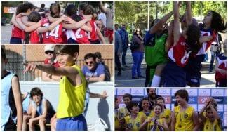 Este miércoles 15 de mayo, PequeCopaColegial en Madrid