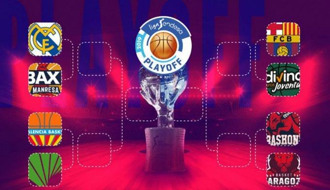 Horarios y fechas del Playoff de la Liga Endesa