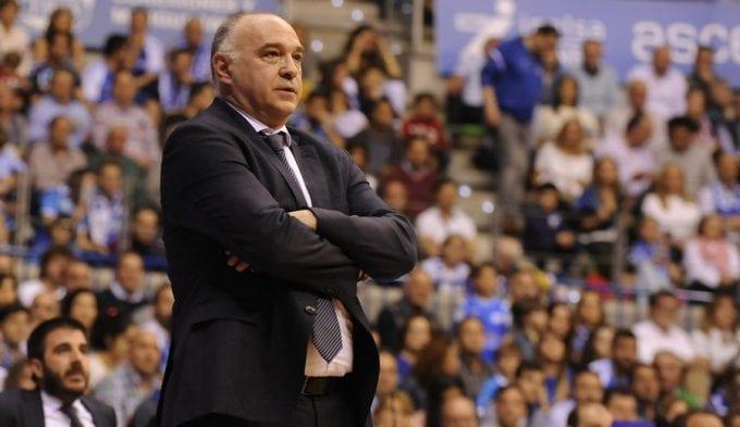 Pablo Laso departe sobre el reencuentro con Mirotic y el favoritismo del Barça