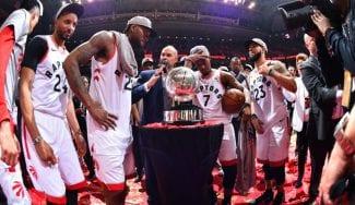 Unos Toronto Raptors históricos se meten en las Finales de la NBA