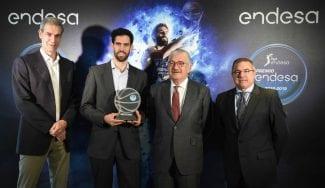 Energía al servicio del Iberostar Tenerife: Javi Beirán, Premio Endesa