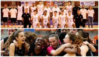 Real Madrid y Femení Maresme Coelmín, campeones de España cadete