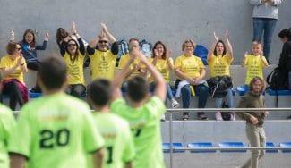 """Copa COVAP: """"El 95% de las denuncias por bullying se producen gracias a los padres"""""""