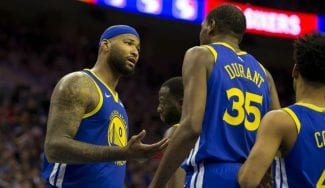 Kevin Durant y DeMarcus Cousins se pierden el inicio de las Finales NBA