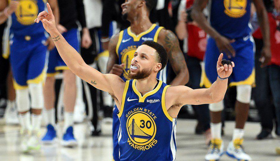 Los Warriors, a las Finales; a la altura de los Celtics de Bill Russell