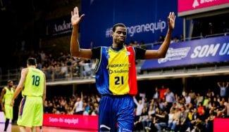 Moussa Diagne no se mueve de Andorra: renovado hasta 2021