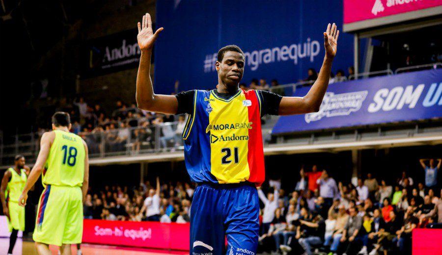 El quinteto ideal de la Liga Endesa para Moussa Diagne