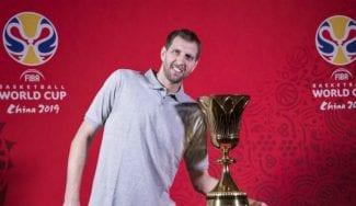 """Nowitzki, embajador del Mundial: """"Un honor unirme a Yao y Kobe"""""""