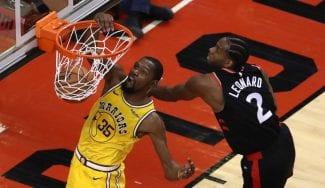 NBA FINALS. Kawhi, KD y DraKe