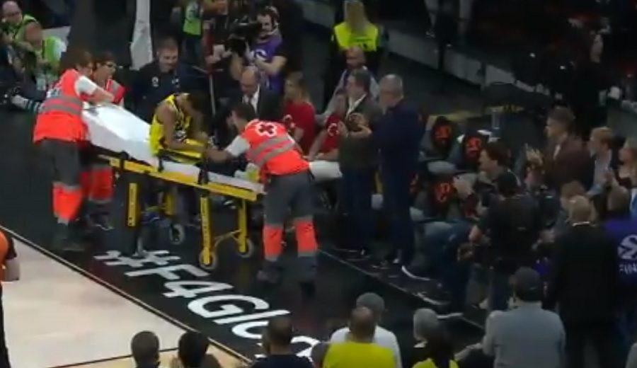 El colmo para el Fenerbahçe en la Final Four: también se lesiona Erick Green