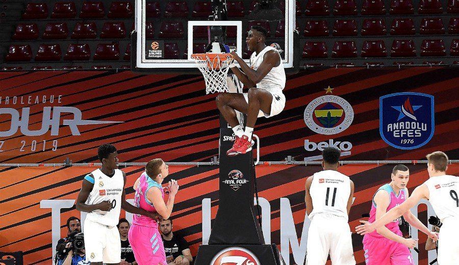 La primera predicción del NBA Draft 2021 mete a Usman Garuba en el top-10