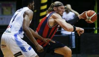Herrmann tranquiliza al mundo del baloncesto: «Mi corazón está normal»