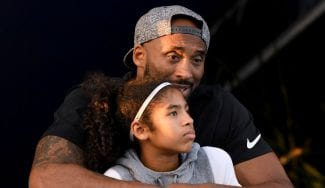 Mucho ojo que llega… la hija de Kobe Bryant