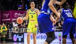 Otro fichaje nacional de quilates para el Valencia Basket: Leticia Romero