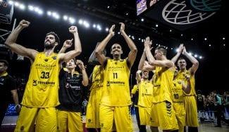 Tenerife clama contra los árbitros de la Final Four de la BCL: «Luchamos contra ellos»