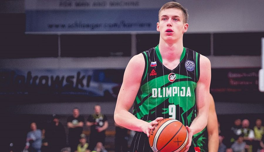 Luka Samanic, ¿el próximo acierto europeo de los Spurs? Le siguen de cerca