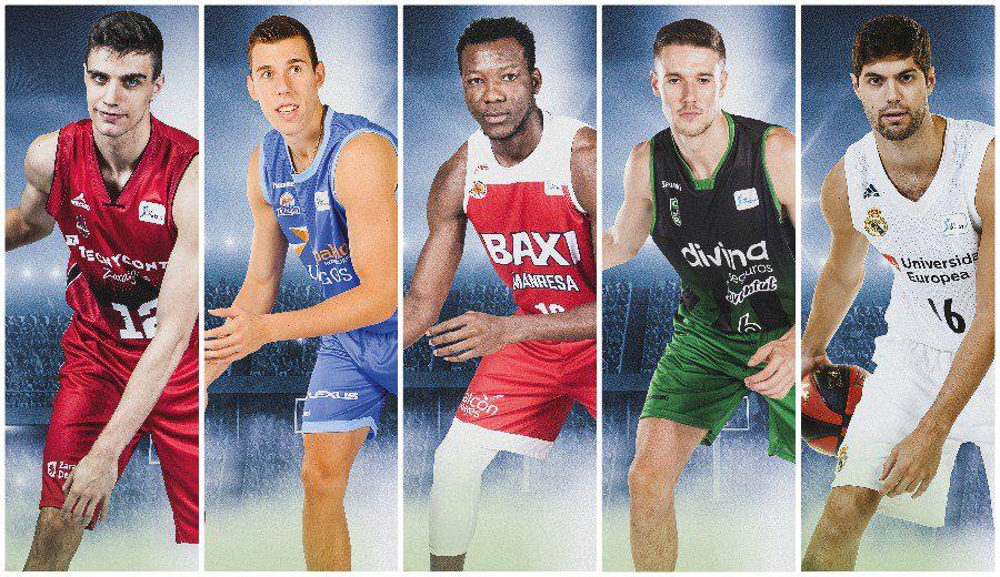 Mejor Quinteto Joven de la Liga Endesa 2018-19
