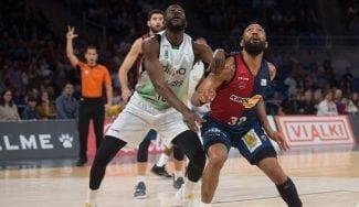 El Baskonia aprieta por el liderato, el Joventut se complica el 'playoff'