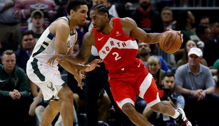Gesta de Toronto: gana en Milwaukee y roza las Finales NBA