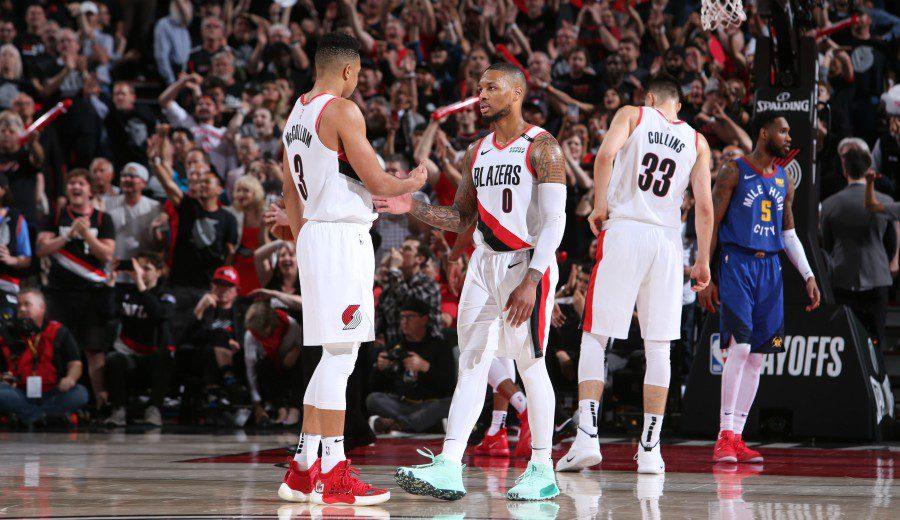 Sixers y Blazers resisten: habrá mínimo dos séptimos partidos de semis