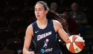 La decisión de Maite Cazorla ante la incertidumbre del coronavirus: no jugará la WNBA