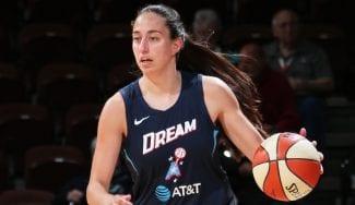 El pelotazo del Avenida: ficha a Maite Cazorla directamente de la WNBA