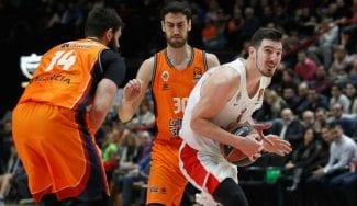 """De Colo ilusiona al Valencia Basket: """"Me gustaría volver"""""""
