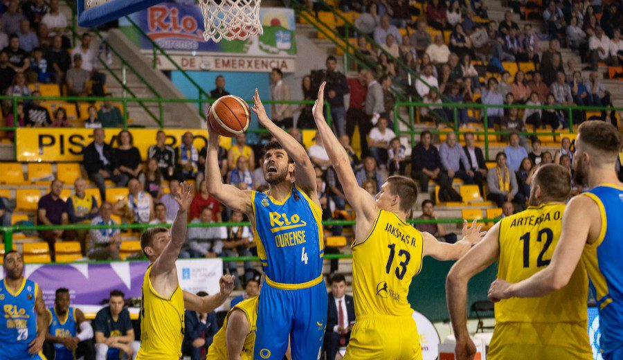 LEB Oro: Ourense completa la hazaña y se mete en la Final Four