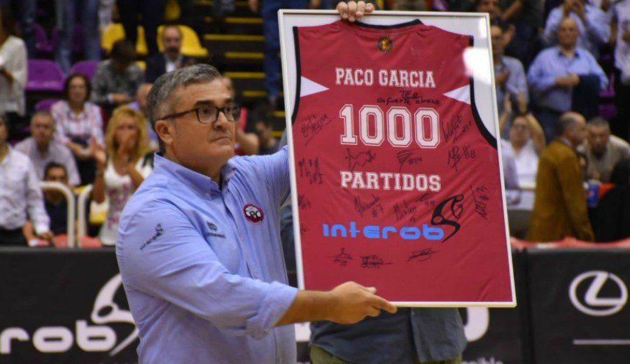 Un histórico llega a los 1000 partidos… y pelea por subir a ACB