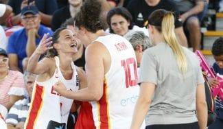 España, al mundial 3×3 de Amsterdam: Paula Palomares hace magia