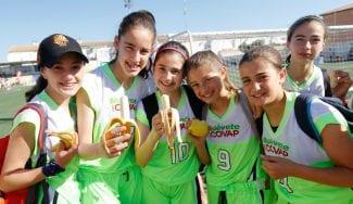 Copa COVAP y la dieta mediterránea, de la mano