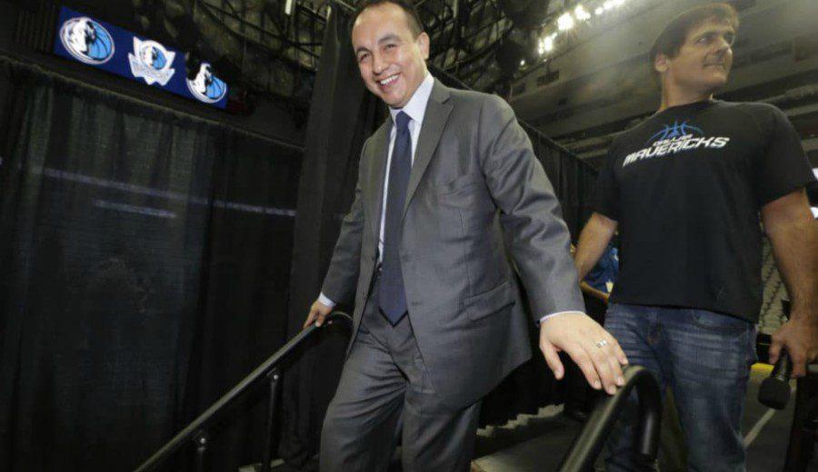 Gersson Rosas, primer ejecutivo latino de la NBA: ficha por Minnesota