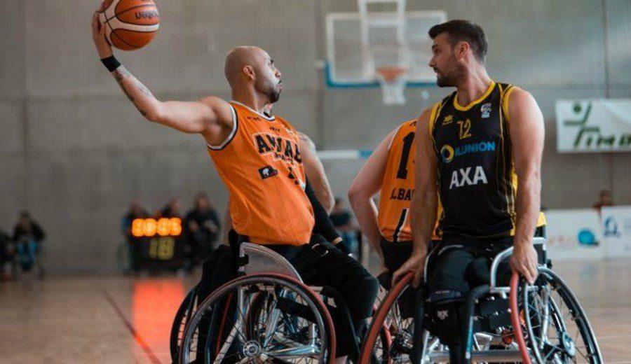 F4 histórica: dos españoles buscan la Champions de silla de ruedas