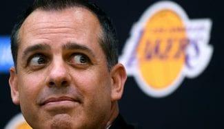 """Frank Vogel, presentado por los Lakers: """"No veo amenaza en Kidd"""""""
