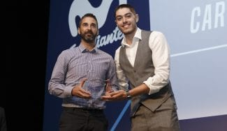 Así fue la 5ª gala de premios Todos Somos Estudiantes