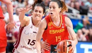 España derrota a Letonia y tendrá descanso antes de los cruces