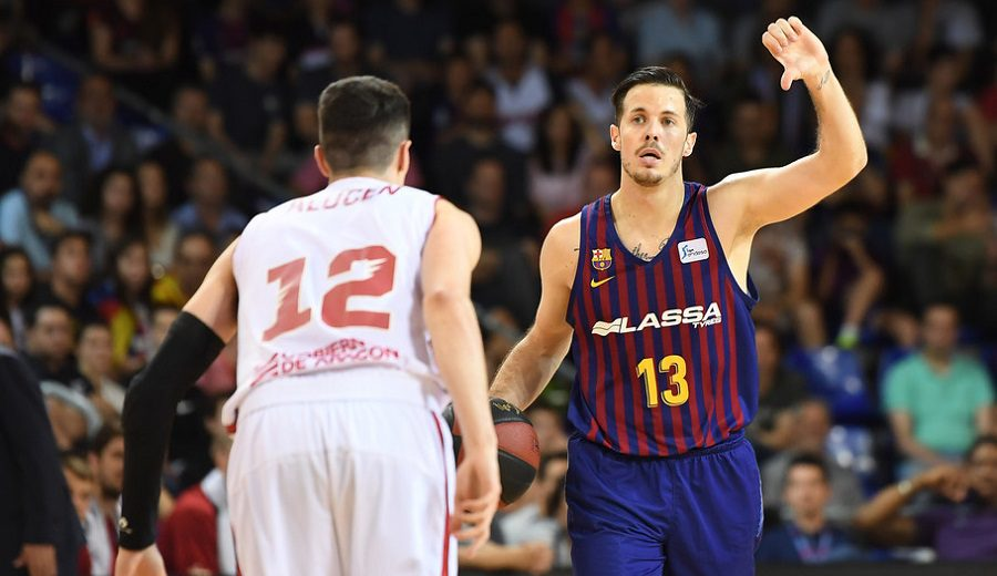 El Barcelona gana de nuevo al Zaragoza con Heurtel resolviendo la papeleta