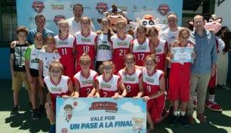 La Copa COVAP resalta el deporte infantil para prevenir la lumbalgia