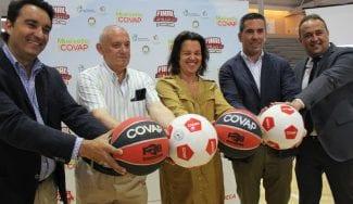 San Fernando acoge por segundo año consecutivo la final de la Copa COVAP