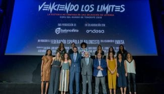 'Venciendo los límites'. El documental del bronce mundialista