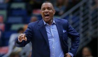 Será el primer entrenador de Williamson; los Pelicans renuevan a Gentry