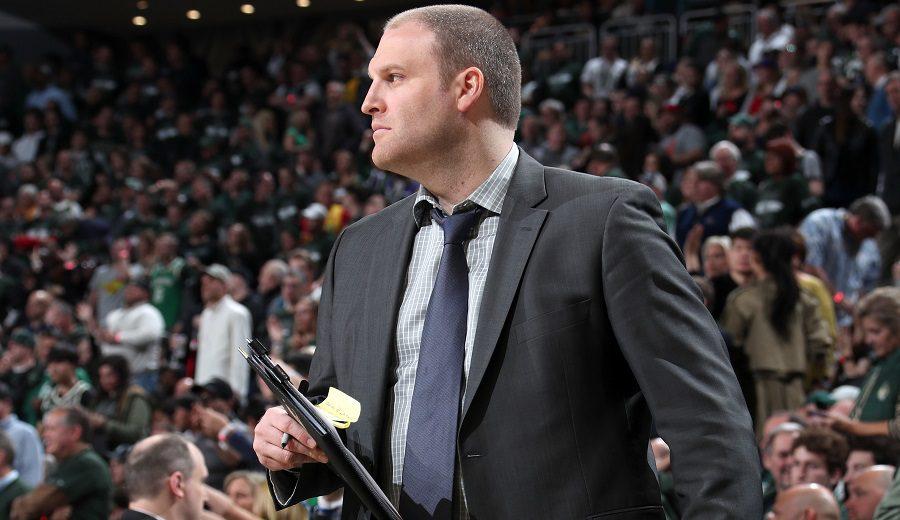 Otro discípulo de Budenholzer: Taylor Jenkins, nuevo entrenador de los Grizzlies
