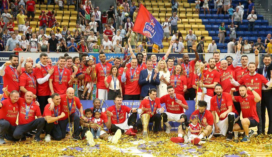 El CSKA de Sergio Rodríguez vuelve a ganar la VTB