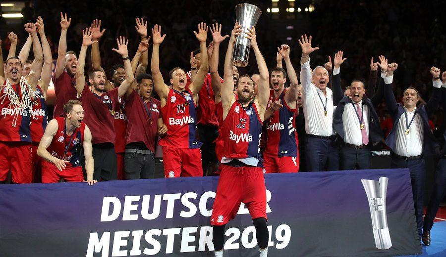 El Bayern gana otra Bundesliga ante el Alba de Aíto con un exACB destacado
