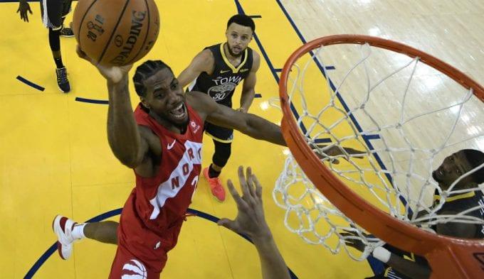 Lo mejor de los campeones Toronto Raptors en los Playoffs 2019